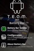 T.E.A.M. Battery Bar