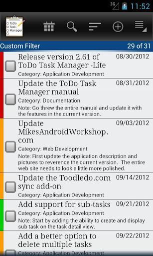 ToDo List Task Manager -Lite-2