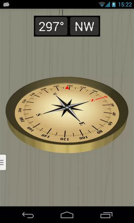 Accurate Compass-2
