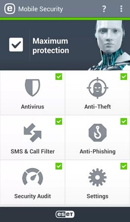 Eset Mobile Security & Antivirus-1