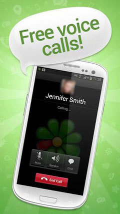 ICQ Free Calls & Messages