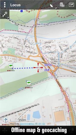 Locus Map Free (Offline ... on