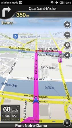 Navfree - Free GPS Navigation-1