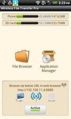 Wireless File Transfer Pro-1