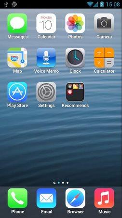 iOS 7 Theme for Hi Launcher-2