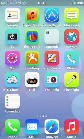 iOS7 Theme-2