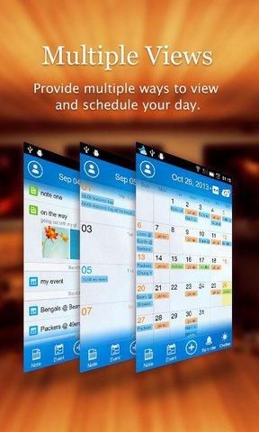Calendar + Note&Event&Reminder-1
