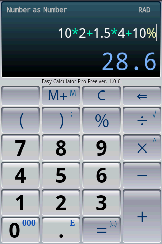 Easy Calculator Pro-1