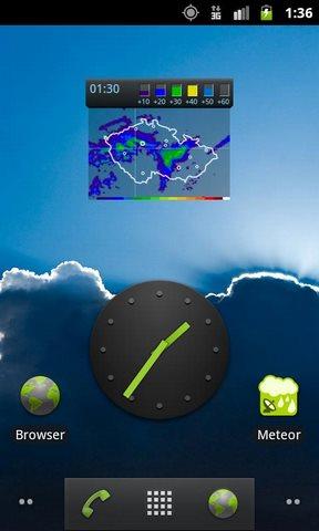 Meteor Weather - Meteoradar-2