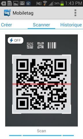 Mobiletag QR & product Scanner-1
