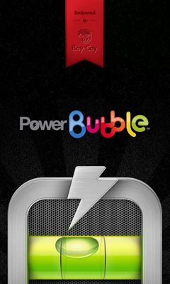 Power Bubble - spirit level-1