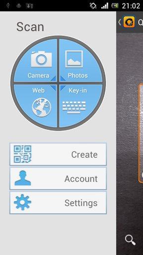 QuickMark Barcode Scanner