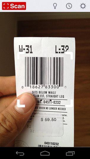 Scan - QR Code Barcode Reader-2