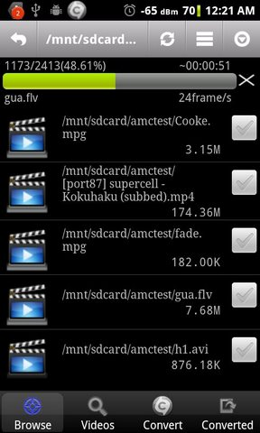 Video Converter Android-2