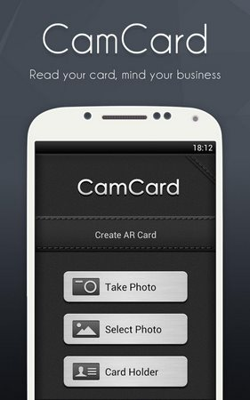 CamCard Free - Business Card Reader-1