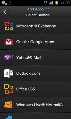 Emoze - email app-1