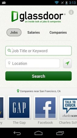 Job Search, Salaries & Reviews