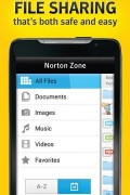 Norton Zone Cloud Sharing
