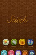 W-Stitchknff GO Launcher EX Theme