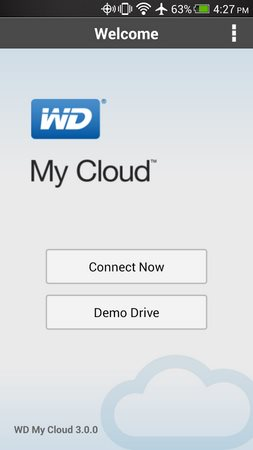 WD My Cloud-1