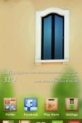 Window GO Launcher Theme