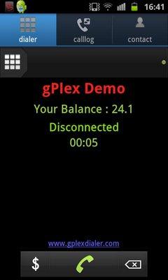 gPlex Mobile Dialer-2