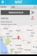 Android Mobile Number Tracker