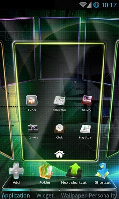 Classic Next Launcher 3D Theme-1