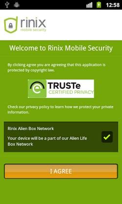 Free Rinix Antivirus 2014