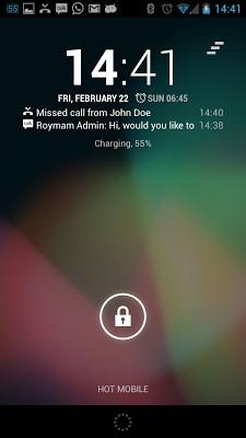 NiLS Notifications Lock Screen-1