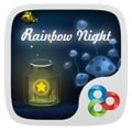 Rainbow Night GO Super Theme