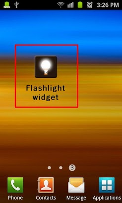 Smart Flashlight-2