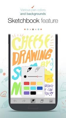SomNote - Memo - Diary - Sketch-2