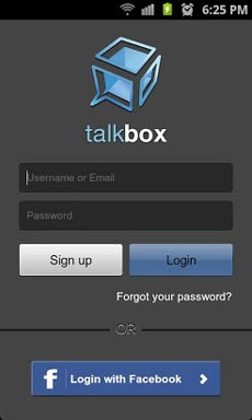 TalkBox Voice Messenger – PTT