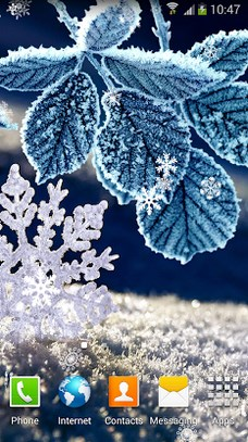 Winter Live Wallpaper-1