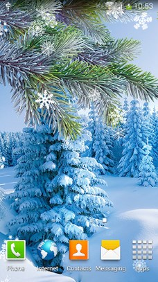 Winter Live Wallpaper-2
