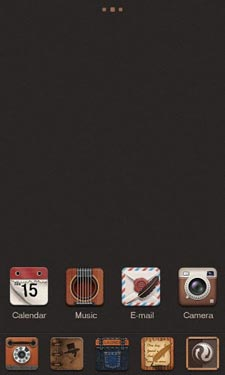X-Subtle-GO-Launcher-EX-Theme-1