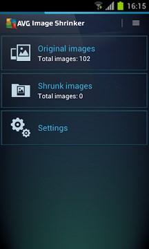 AVG Image Shrink & Share