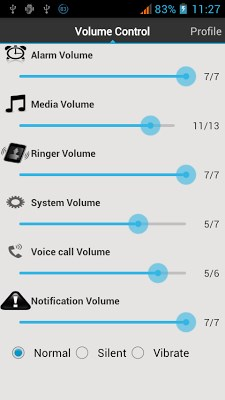 Android Volume Booster