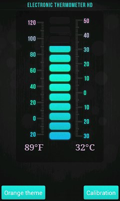 Electronic Thermometer HD-2