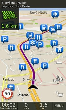 GPS Navigation BE-ON-ROAD-2