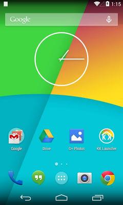 KK Launcher (KitKat Android4.4)-1