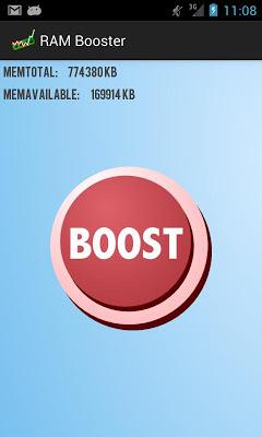 RAM Booster -1