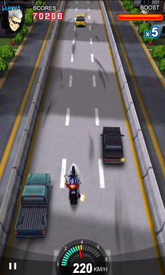 Racing Moto-1