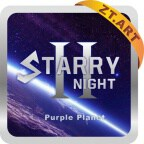 Starry Night2 Theme GOLauncher