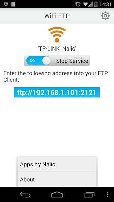 WiFi FTP-1
