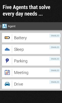 Agent - five apps in one-1