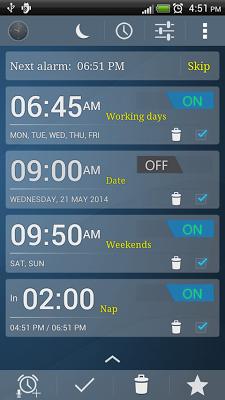 Alarm Clock +Stopwatch +Timers-1