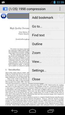 AnDoc - PDF & DJVU Reader-2