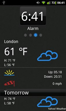 Kaloer Clock - Alarm Clock-1